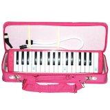 Spesifikasi Hd Pianika Box Exlusive Plus Tas Dan Aksesoris Komplit Pink Baru