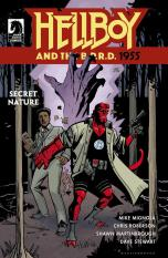 Hellboy And The B.P.R.D.: 1955 - Secret Nature (Graphic Novel) [Ebook]