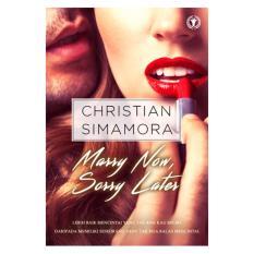 Katalog Novel Marry Now Sorry Later Roro Raya Sejahtera Terbaru