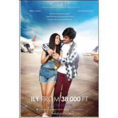 I Love You  ILY From 38000 FT - Best Seller Rizky Nazar Film