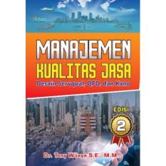 Indeks - Manajemen Kualitas Jasa Edisi 2 - Tony Wijaya