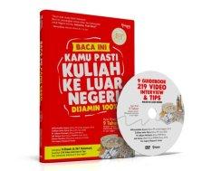 Inspirabook - Jurus Kuliah Ke Luar Negeri By Bukutoeflcom Group.