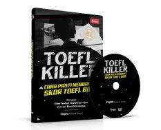 Inspirabook - Toefl Killer - Cara Pasti Mendapat Skor Toefl 600 By Bukutoeflcom Group.