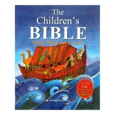 IstanaBuku88 Children 's Bible - Blue - Cerita Kisah Alkitab - Penerbit Erlangga