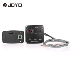 Toko Jual Joyo Je 303 Acoustic 3 Band Eq Equalizer Guitar Piezo Pickup Preamp Tuner System With Lcd Display Intl