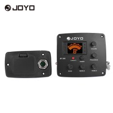 Review Joyo Je 305 Acoustic Guitar Piezo Pickup Preamp 4 Band Eq Equalizer Tuner System With Lcd Display Intl Hong Kong Sar Tiongkok