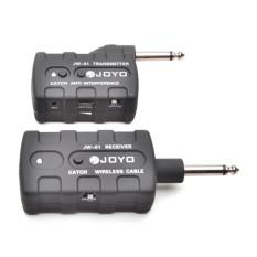 Jual Joyo Jw 01 Isi Ulang Audio Digital Nirkabel Pemancar Penerima Intl Murah