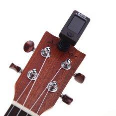 JOYO Tuner Gitar Rotatable 360 Degree Alat Bantu Pengatur Nada Pada Gitar Bass Violin - JT-01 - Hit