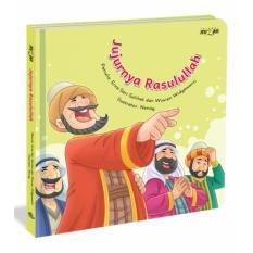 Jujurnya Rasulullah - Board Book