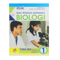 Katalis Datesa Prima Buku Praktikum Biologi Kelas X Murah