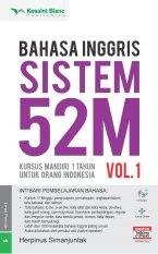 Jual Kesaint Blanc Bahasa Inggris Sistem 52 M Jilid 1 Cd Audio Branded Original