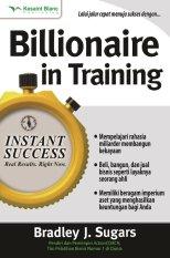 Kesaint Blanc Billionaire in Training