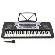 Obral Keyboard Organ Mk 2063 Piano Elektronik Dengan 54 Kunci Murah