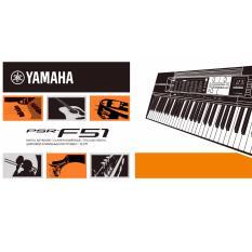 Jual Keyboard Yamaha Psr F51 Psr F51 Lengkap