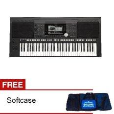 Harga Keyboard Yamaha Psr S970 Hitam Gratis Softcase Yamaha