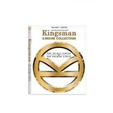 Kingsman 1 + 2 2-Bungkus [Blu-ray]-Internasional