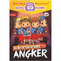 Kkpk Class Nomik 11: Laboratorium Angker By Serba Serbi.