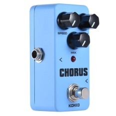 KOKKO FCH2 Mini Chorus Pedal Portable Guitar Effect Pedal-Intl