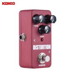 Harga Kokko Fds2 Portabel Mini Pedal Distorsi Efek Pedal Gitar Internasional Paling Murah