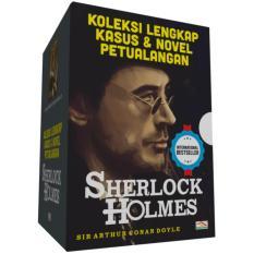 Koleksi Lengkap Kasus & Novel Petualangan Sherlock Holmes (9 Buku) By Cendole.