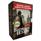 Promo Koleksi Lengkap Kasus Petualangan Sherlock Holmes 4 Buku Books Terbaru