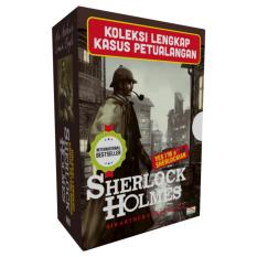 Koleksi Lengkap Kasus Petualangan Sherlock Holmes (4 Buku ) By Cendole.