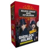 Toko Koleksi Novel Sherlock Holmes Edisi Paket 5 Jilid Online Di Yogyakarta