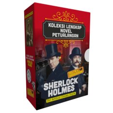 Koleksi Novel Sherlock Holmes Edisi Paket ( 5 Jilid ) By Cendole.