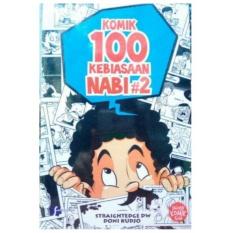 Komik 100 Kebiasaan Nabi #2