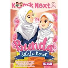 Komik Next G : Bunda Selalu Benar - Buku Anak Islam