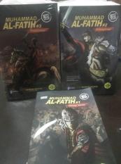 Berapa Harga Komik Pahlawan Muhammad Al Fatih Seri 1 2 3 Original Multi Di Dki Jakarta