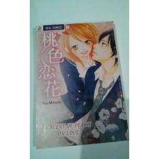 Komik Serial Cantik A Scent Of Peach On Love By Yuu Mitsuha