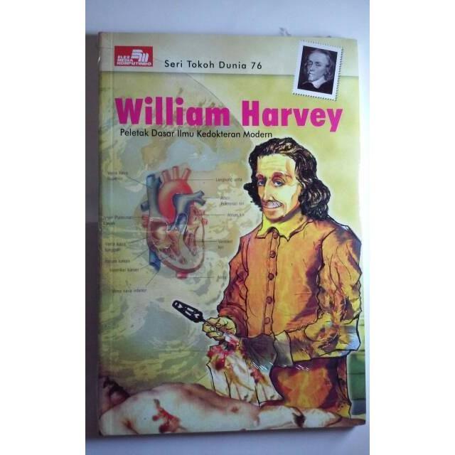 Komik Tokoh Dunia William Harvey Peletak Dasar Ilmu Kedokteran Modern