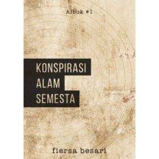 Beli Konspirasi Alam Semesta Best Seller Fiersa Besari Online Dki Jakarta