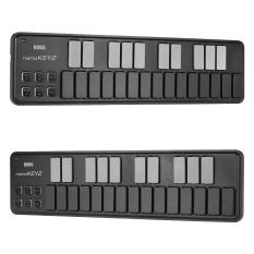 KORG NanoKEY2 Slim-Line Portable USB MIDI Keyboard Controller 25 Kunci dengan USB Kabel-Intl