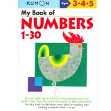 Promo Kumon Workbooks My Book Of Numbers 1 30 Murah