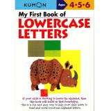 Spesifikasi Kumon Workbooks My First Book Of Lowercase Letters Dan Harganya