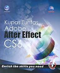 Harga Kupas Tuntas Adobe After Effect Cs6 Madcoms Buku Komputer Branded