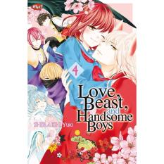 Love, Beast, and Handsome Boys 04 - Tamat
