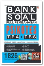 Promo Magenta Group Bank Soal Full Pembahasan Psikotes Tpa Tbs Dki Jakarta