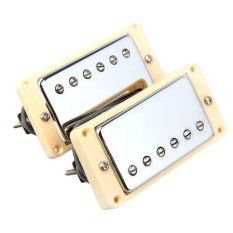 Jual M C Gold Sealed Kumparan Ganda Humbucker Pickup Set Untuk Gibson Les Paul Lp Gitar Internasional Oem Branded