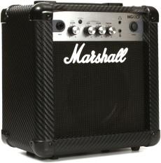 Review Marshall Amplifier Gitar Mg10Cf Black Marshall Di North Sumatra