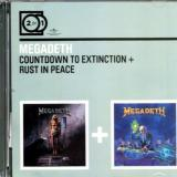 Harga Megadeth Countdown To Extinction Rust In Peace Universal Music Ori