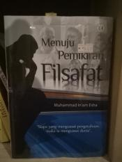 Menuju Pemikiran Filsafat - Muhammad Inam Esha By Metro Bookstore Malang.