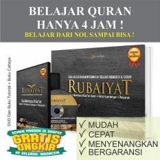 Harga Metode Rubaiyat Cara Cepat Belajar Baca Al Quran Dalam 4 Jam Rubaiyat Jawa Barat