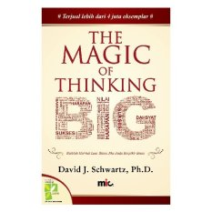 Harga Termurah Mic Publishing Buku The Magic Of Thinking Big David J Schwartz Ph D