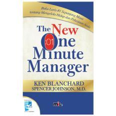 Miliki Segera Mic Publishing Buku The New One Minute Manager Ken Blanchard