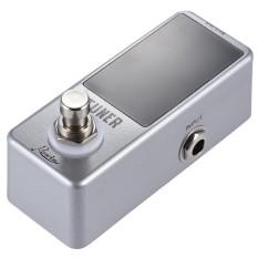 Spek Mini Chromatic Tuner Pedal Effect Led Display True Bypass For Guitar Bass Intl Tiongkok