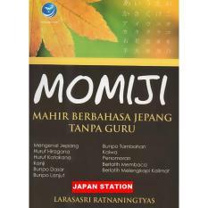 Harga Momiji Mahir Berbahasa Jepang Tanpa Guru Asli Multi