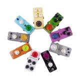 Ulasan Lengkap Mooer Candy Footswitch Topper Warna Acak Mix Colorful Plastik Bumper Efek Pedal Protector Ft Mx 10 Pcs Intl